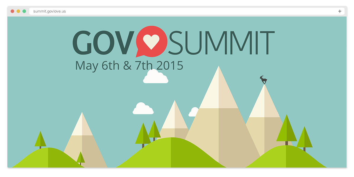 GovLove Summit Homepage