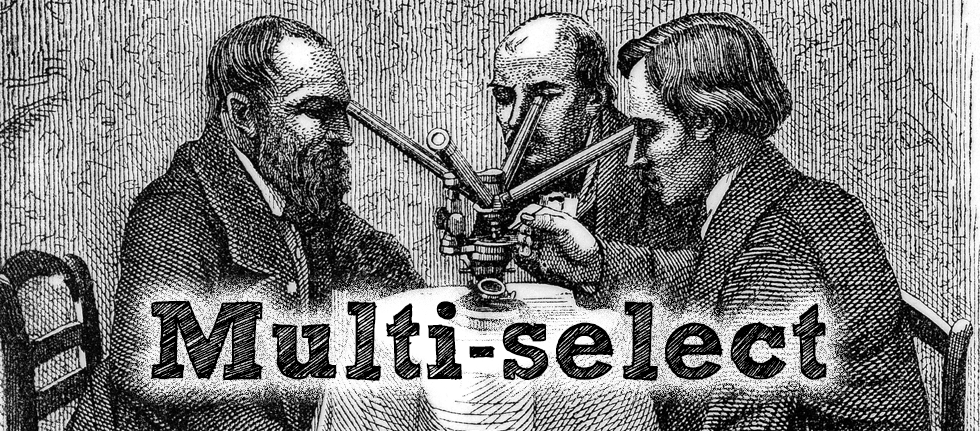 jQuery Multi-select
